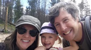 wolak family hike