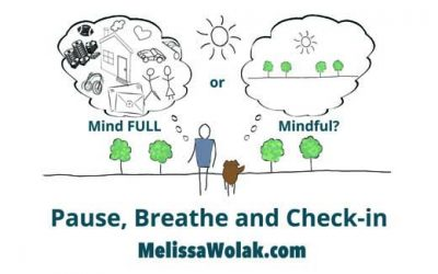 Are You Feeling Mind Full or Mindful?