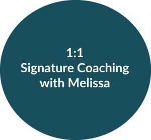 Coaching with Melissa Wolak, MS | Boulder, CO